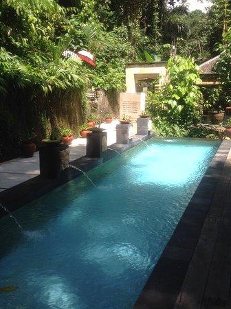 Tegalalang, Endonezya: Spa entrance