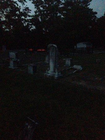 Dahlonega, GA: Mount Hope Cemetery