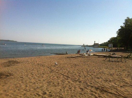 Cherry Beach Clarke Beach Park