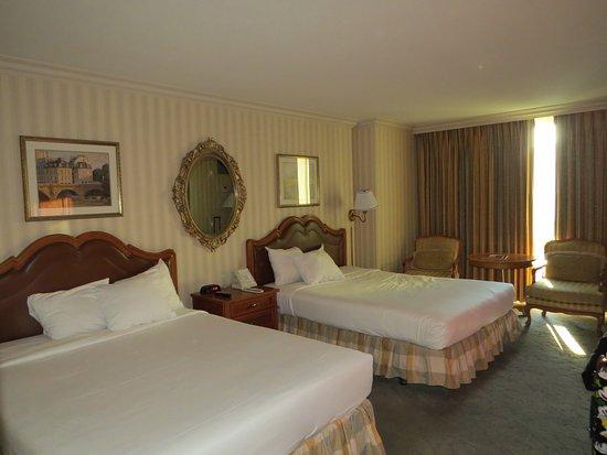 Classic Room - Picture of Paris Las Vegas - TripAdvisor