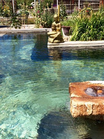 Lava Hot Springs Inn: beautiful place to hang out