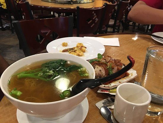 Rockville, MD: East Pearl Restaurant