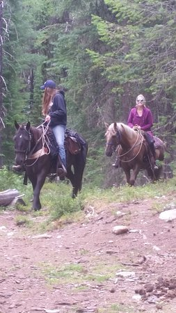 Cranbrook, Kanada: Chit chat riders