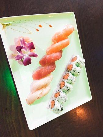 Menomonee Falls, WI: Sakura Trio Sushi Lunch