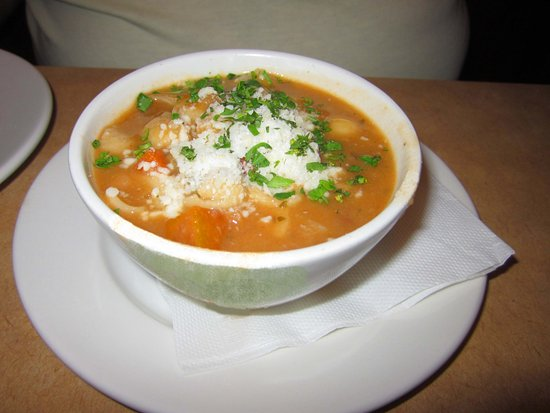Trevose, Pensilvania: Minestrone Soup
