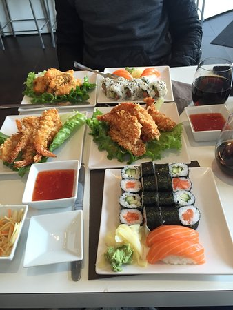 restaurant sushi makers dans le havre avec cuisine japonaise. Black Bedroom Furniture Sets. Home Design Ideas
