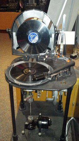 Saint Louis Park, MN: 78 rpm record changer