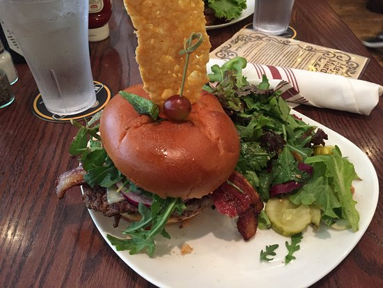 Best Burger Picture Of Napa Valley Company Sausalito