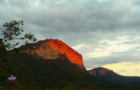 Palmeiras, BA: Sunset