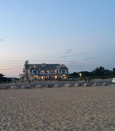 Centerville, MA: View from the beach