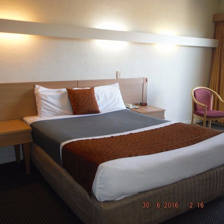 Kings Canyon Resort: chambre