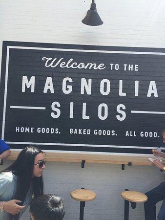 Ουάκο, Τέξας: Magnolia Silos!!!