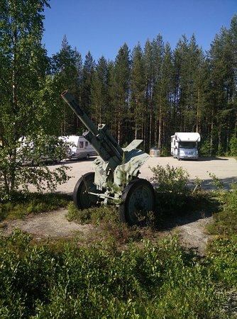 Suomussalmi, Finlandia: музей Советско-Финляндской войны 1939-1940