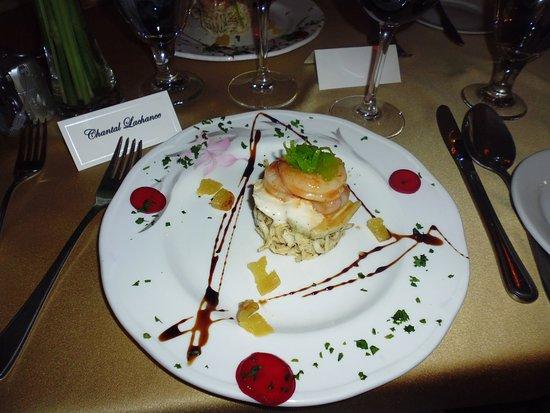 Restaurant L`Ancien Chablis: Remoulade de céreri rave, excellent!