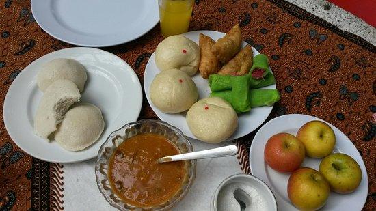 Pulau Pangkor, Malaysia: Petit déjeuner du dimanche et plages de proximités!