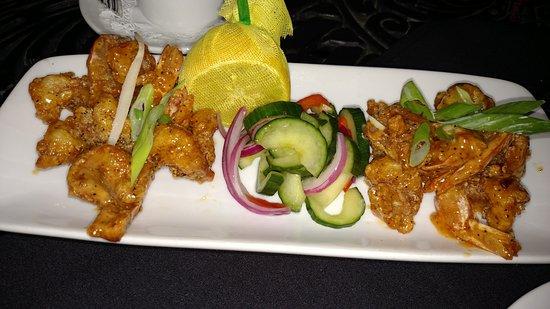 Ruth's Chris Steak House: Steven Bonacorsi Spicy Shrimp Starter