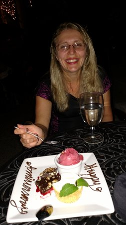 Ruth's Chris Steak House: Happy Anniversary