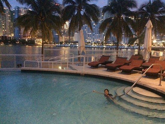 Mandarin Oriental, Miami Resmi