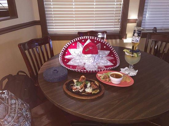 Spring, Τέξας: Alamo dinner