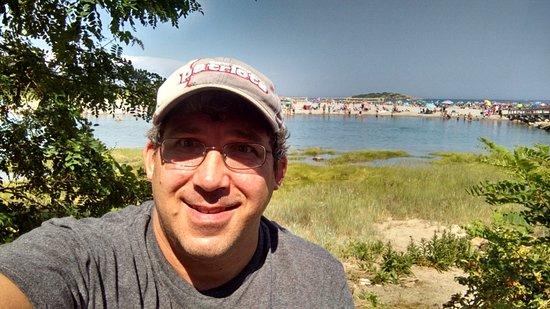 Steven Bonacorsi at Good Harbor Beach