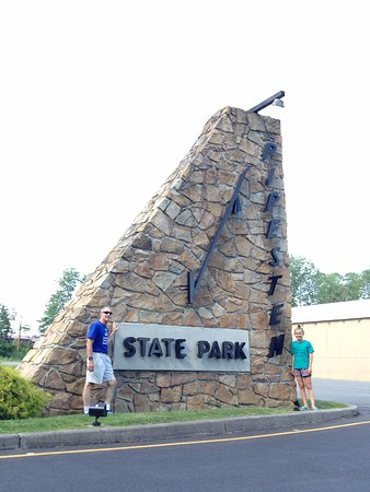 Pipestem, WV: Welcome to an awesome park!