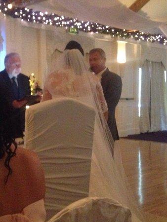 Leixlip, Ireland: Outstanding wedding venue. My sister got married here! Staff were super, venue was lovely