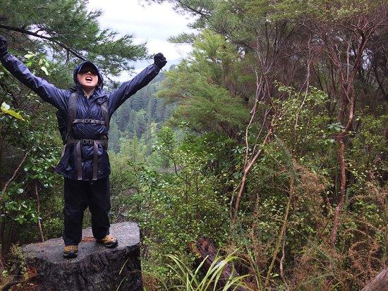Picton, Nuova Zelanda: A brief Bear Grylls moment