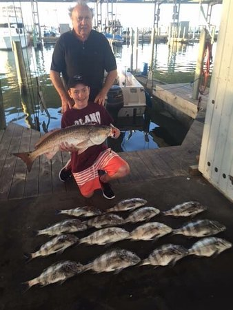 Galveston Fishing Charter Co.