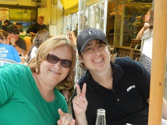 North Cape May, NJ : Jane & Erika