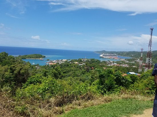 Coxen Hole, Honduras: Beautiful Roatan