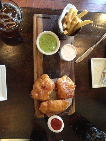 Mission Viejo, كاليفورنيا: Fish & Chips...a winner!