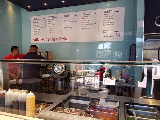 Thousand Oaks, Kaliforniya: Where you place your order