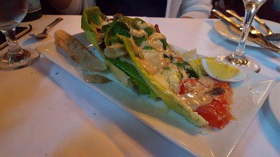 Elkridge, MD: caesar salad