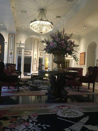 Bourbon Orleans Hotel: Lobby area