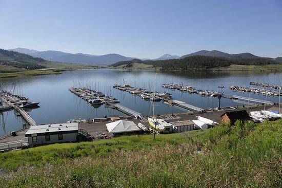 Dillon Reservoir Marina