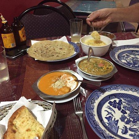 Maharani Indian Food Boondall