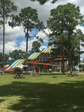 Waller, Техас: Big slides