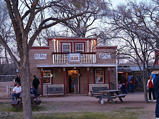 Cottonwood, AZ: Blazing M Ranch Western Town 3
