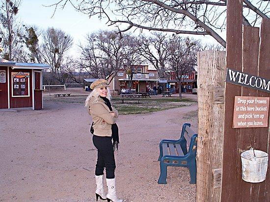 Cottonwood, AZ: Blazing M Ranch Western Town 4