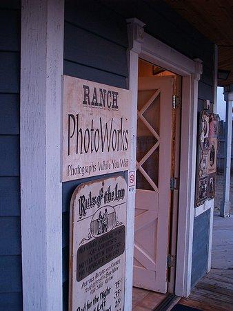 Cottonwood, AZ: Blazing M Ranch Western Town Photographer