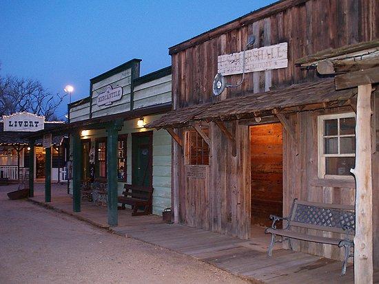Cottonwood, AZ: Blazing M Ranch Western Town 6