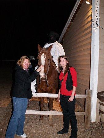 Cottonwood, AZ : Blazing M Ranch Horse