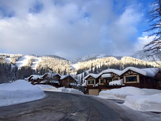 Whitefish Mountain Resort: Your rooms await