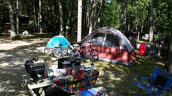 Mackinaw Mill Creek Campground: 20160710_103732_large.jpg