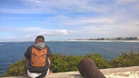 Forte Beach: muito bom
