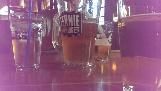 Fernie, Canadá: The Brickhouse Bar & Grill