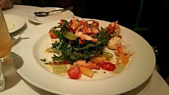 Plano, TX: Lobster Salad