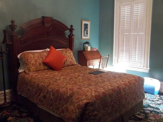 Peter Herdic Inn: Balcony Room