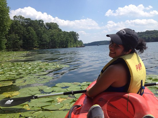 Sykesville, MD: kayaking