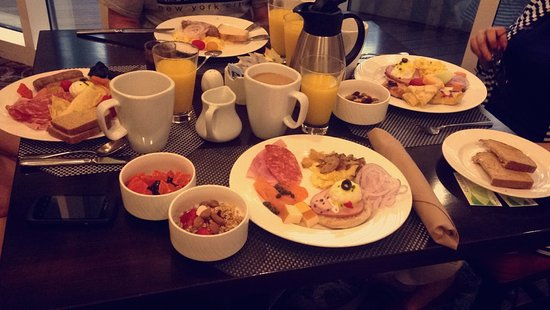 The Westin Hilton Head Island Resort Spa Breakfast